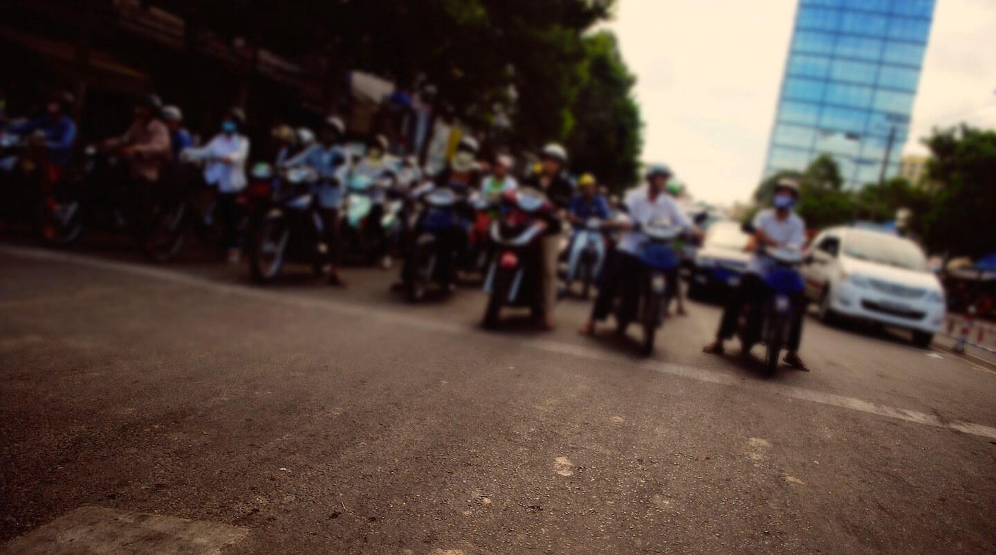 traffic in vietnam essay A summary of analysis for road traffic accidents in vietnam.